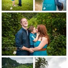 Kailua Oahu Hawaii Family Portrait Photography Sunshine Soul Photography