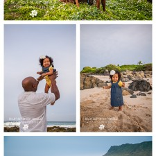 M Family - Oahu, Hawaii Family Beach and Senior Portrait Photographer Jennifer Buchanan - Sunshine Soul Photography