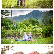 M Family - Vacation Destination Family Beach Photos Oahu - Kailua, Hawaii Family and Child Portrait Photographer Jennifer Buchanan, Sunshine Soul Photography