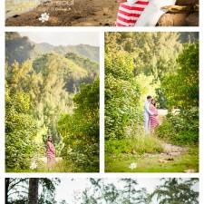 Oahu, Hawaii Beach Maternity Photographer Jennifer Buchanan - Sunshine Soul Photography
