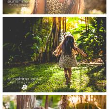 Mommy and Me session - Kailua, Hawaii - Oahu Portrait Photographer Jennifer Buchanan - Sunshine Soul Photography