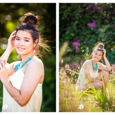 Styled Shoot - Senior Portraits Hawaii - Senior Portrait Photographer Jennifer Buchanan of Sunshine Soul Photography