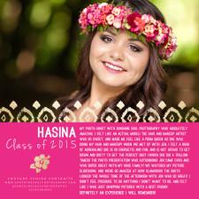 Hasina, Class of 2015Senior Portraits Hawaii - Hawaii Senior Portrait Photographer Jennifer Buchanan, Sunshine Soul Photography