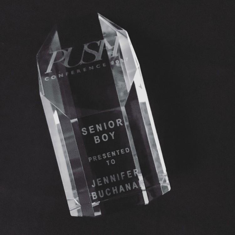 PUSH Conference 2017 Senior Boy Category Image Contest Winner