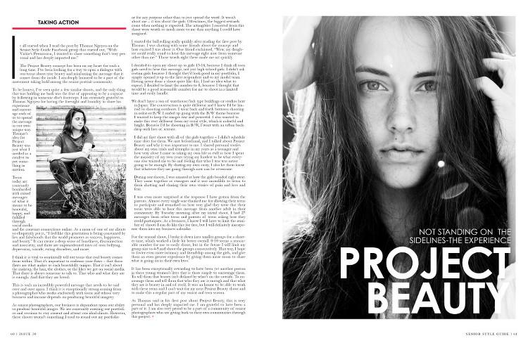 Project Beauty Sunshine Soul Photography, CO Photographer