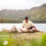 Kailua, Hawaii Maternity and Newborn Photographer