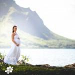 Kailua, Hawaii Hawaii Beach Maternity Photo